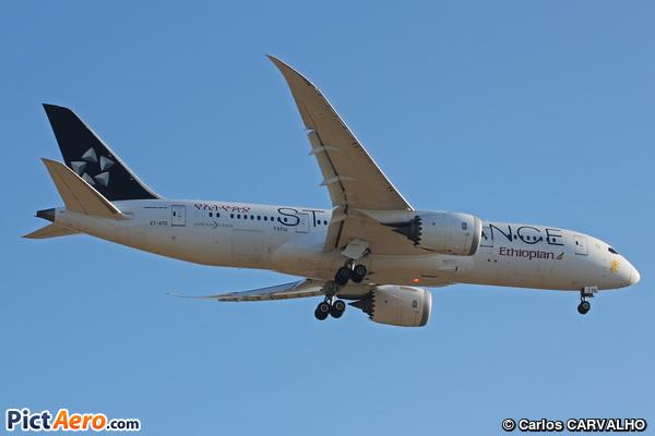 Boeing 787-8 Dreamliner (Ethiopian Airlines)