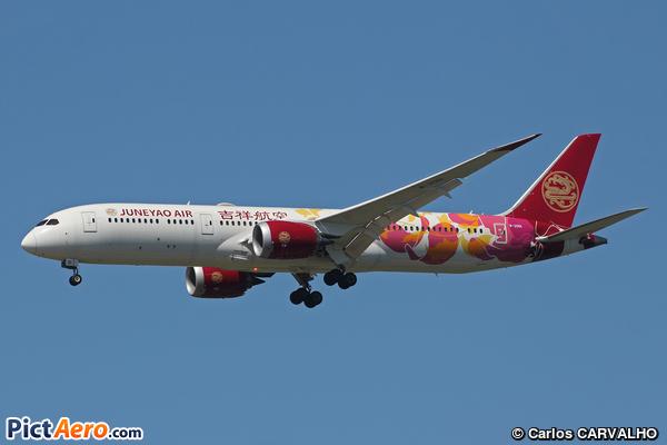 Boeing 787-9 Dreamliner (Juneyao Airlines)