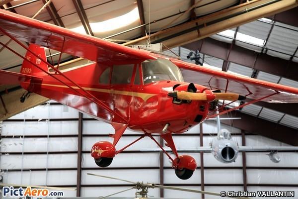 Piper J-4A Cub Coupe (Western Inernational  Aviation Inc)