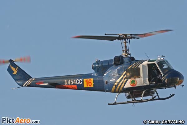 Bell UH-1E Iroquois (Aéronorte)