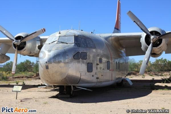 Fairchild C-123K Provider (Pima Air & Space Museum)