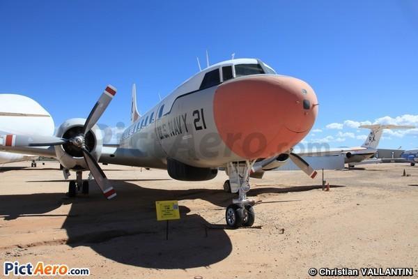 Convair T-29B Flying Classroom (Pima Air & Space Museum)