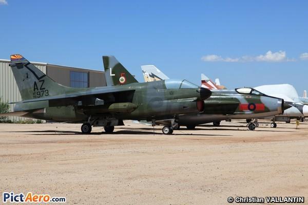 Vought A-7D Corsair II (Pima Air & Space Museum)