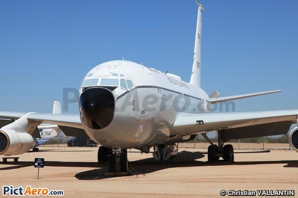 Boeing EC-135J Stratotanker (Pima Air and Space Museum)