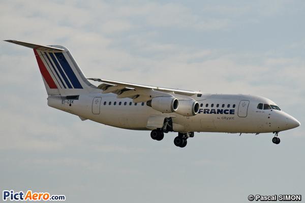 British Aerospace BAe 146-200 (CityJet)