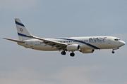 Boeing 737-858/WL (4X-EKC)