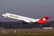 Fokker F28-0100 (HB-JVH)
