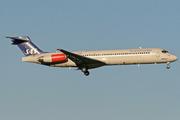 McDonnell Douglas MD-87 (DC-9-87) (LN-ROZ)