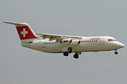 British Aerospace Avro RJ100 (HB-IYY)