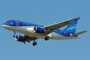 Airbus A319-115X/CJ (4K-AI02)