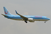 Boeing 737-8K5/WL (D-AHFU)