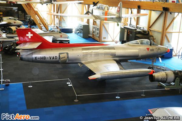 FFA P-16 MkIII (Switzerland - Air Force)