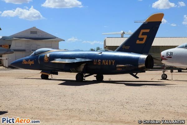 Grumman F-11A Tiger (Pima Air & Space Museum)