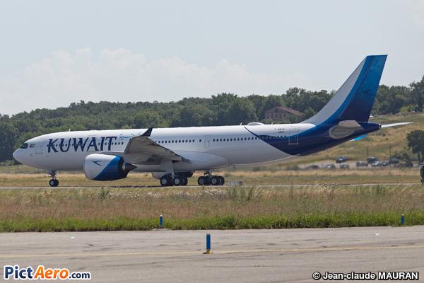 Airbus A330-941neo (Kuwait Airways)