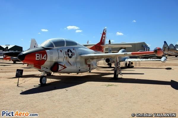 North American T-2C Buckeye (Pima Air & Space Museum)