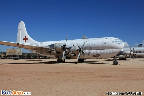 Boeing C-97G Stratofreighter (Pima Air & Space Museum)