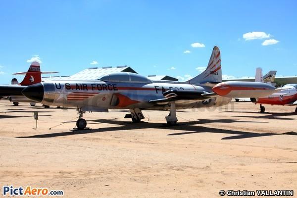 Lockhed F-94C Starfire (Pima Air & Space Museum)