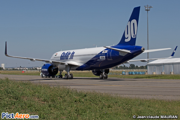 Airbus A320-251N (Go Air)