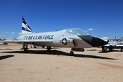 Convair TF-102A Delta Dagger (54-1366)