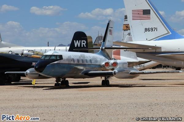 VC-140B (Pima Air Museum)