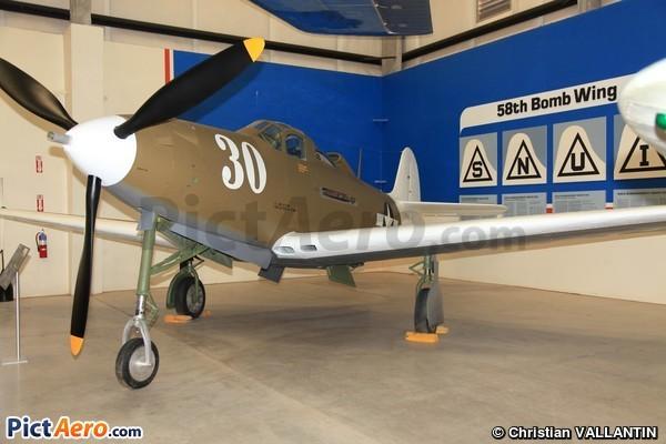 Bell P-39N Airacobra (Pima Air & Space Museum)