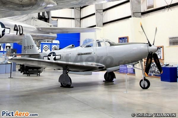 Bell P-63E Kingcobra (Pima Air & Space Museum)