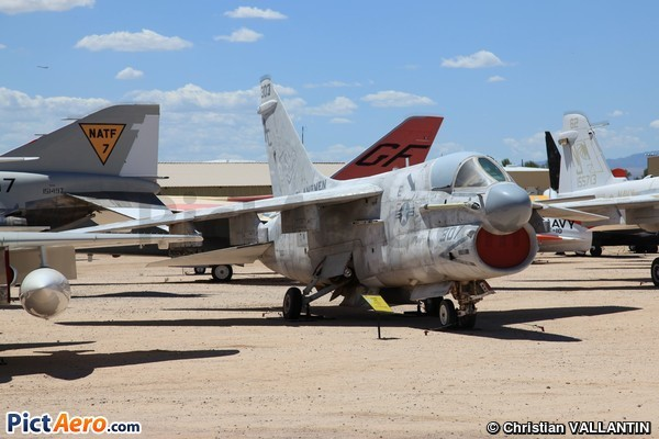 Vought A-7E Corsair II (Pima Air & Space Museum)