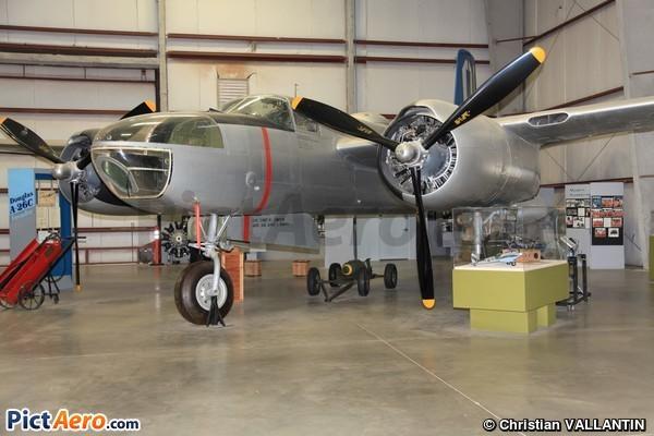 Douglas A-26C Invader (Pima Air & Space Museum)