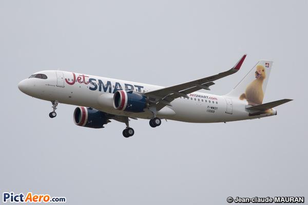 Airbus A320-271N  (JETSMART)