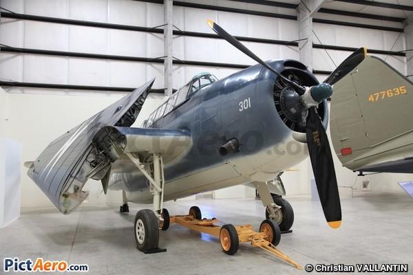 General Motors TBM-3E Avenger (Pima Air & Space Museum)