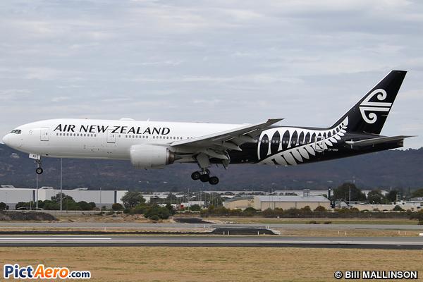 Boeing 777-219/ER (Air New Zealand)