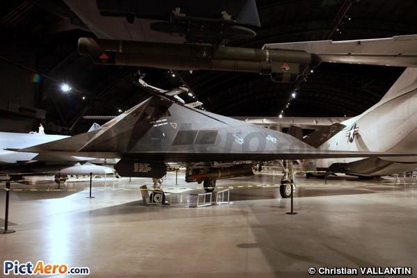 Lockheed F-117A Nighthawk (National Museum of the USAF)