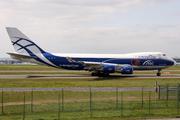 Boeing 747-406F/ER/SCD (VQ-BWW)