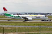 Boeing 737-93Y/ER (P4-TAJ)