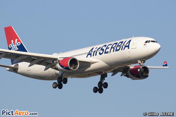 Airbus A330-202 (Air Serbia)