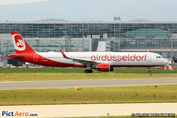 Airbus A321-211 (Air Berlin)