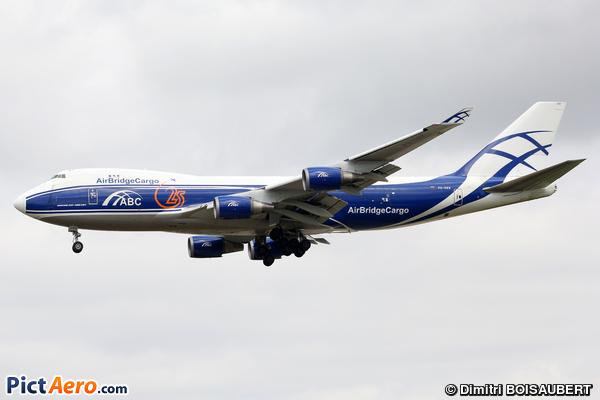 Boeing 747-406F/ER/SCD (Air Bridge Cargo Airlines)