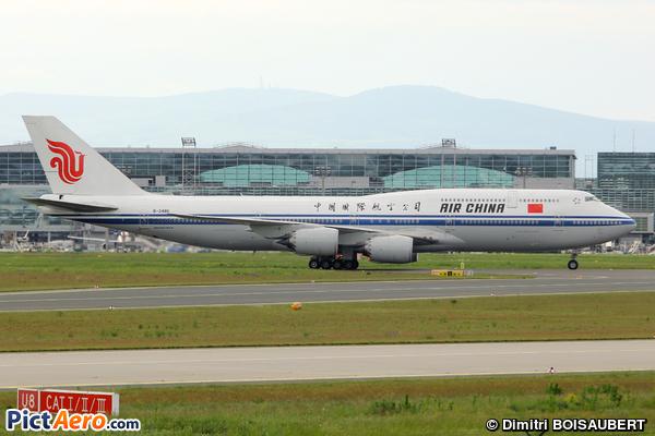 Boeing 747-89L (Air China)