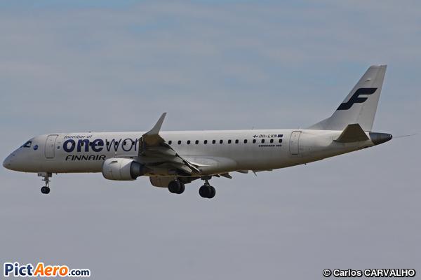 Embraer ERJ-190LR (ERJ-190-100LR) (Finnair)