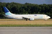 Boeing 737-4M0/SF (OE-IAD)