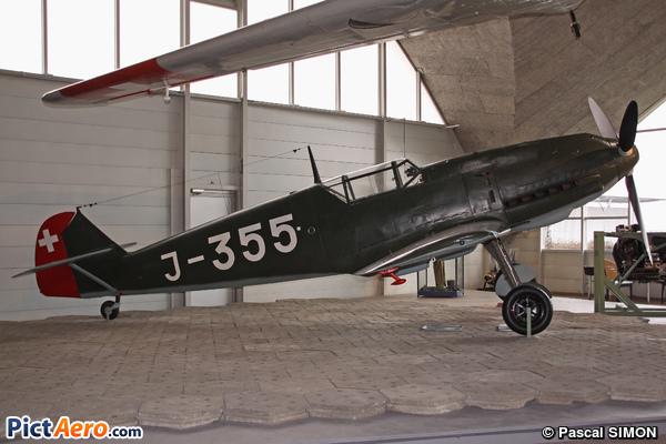 Messerschmitt Bf.109 E-3a (Switzerland - Air Force)