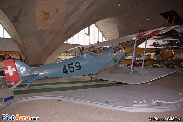 EKW Thun Haefeli DH-5 (Switzerland - Air Force)