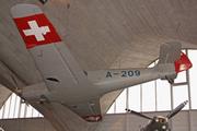 Messerschmitt Bf-108B Taifun (A-209)
