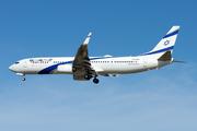 Boeing 737-958/ER (4X-EHC)