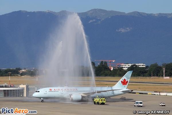 Boeing 787-8 (Air Canada)