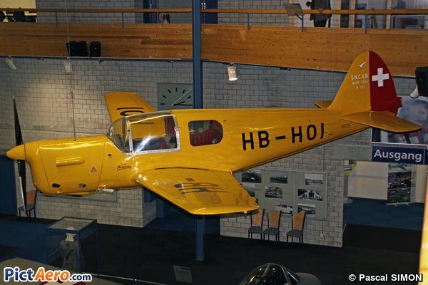 Nord 1200 Norecrin (Suisse Air Force)