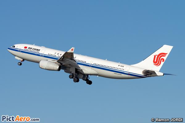 Airbus A330-243 (Air China)