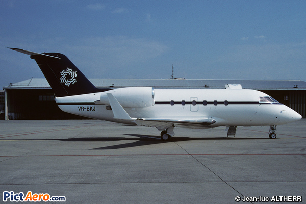 Canadair CL-600-1A11 Challenger (Oasis International Airlines)