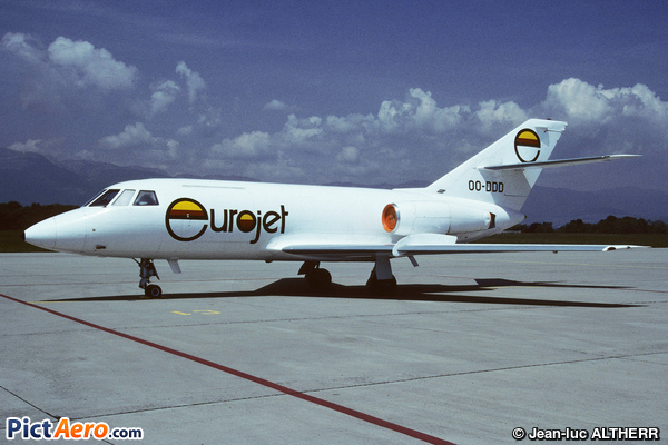 Dassault Falcon 20C (Eurojet)