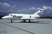 Dassault Falcon 20C (OO-DDD)